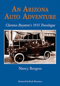 An Arizona Auto Adventure by nancy burgess
